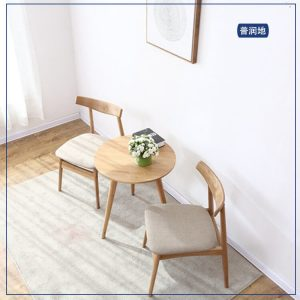 小户型圆桌客厅边几角几小茶几