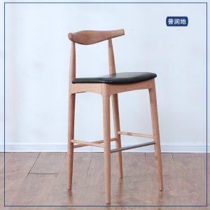 北欧简约高脚椅餐椅吧椅椅子
